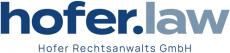 HOFER LAW - Hofer Rechtsanwalts GmbH